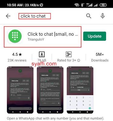 Cara Menambah Kontak dan Chat Pertama Kali Menggunakan Whatsapp