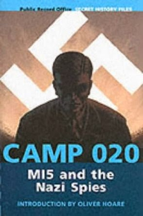Camp 020: MI5 and the Nazi Spies (book cover)