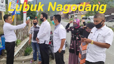 BLT Tahap 4 Sebesar Rp 300.000 Kembali Disalurkan Pjs Kades Lubuk Nagodang