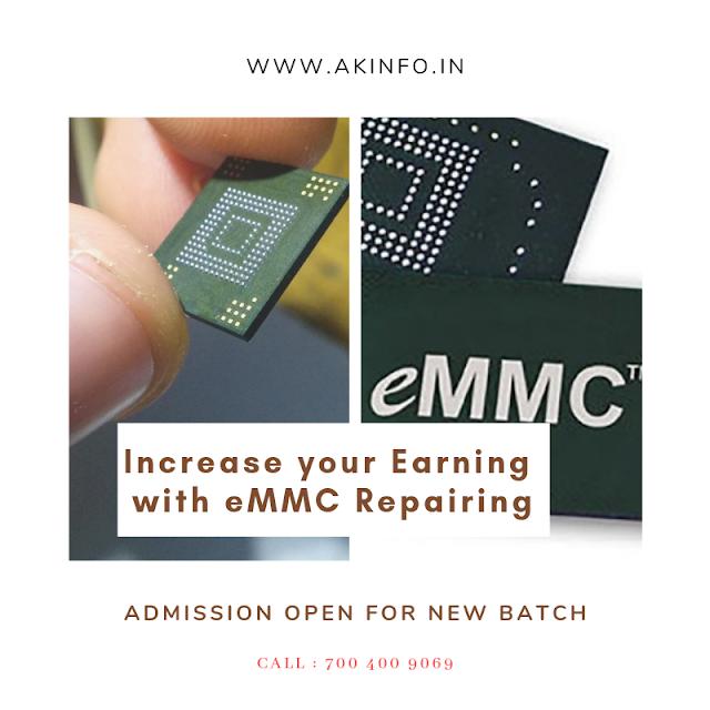eMMC repairing course delhi