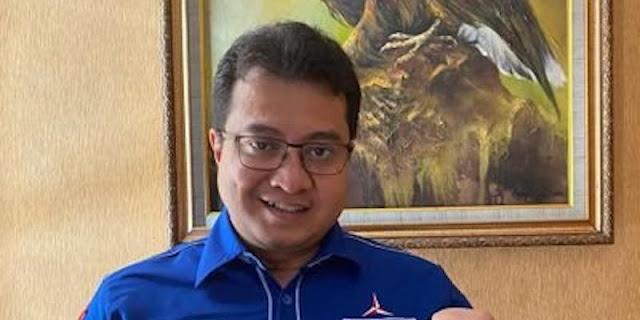 Sikapi Mahfud MD, Demokrat: Jangan Bohong, Baru Kali Ini Perampasan Ketum Partai Menempatkan Pejabat Penguasa
