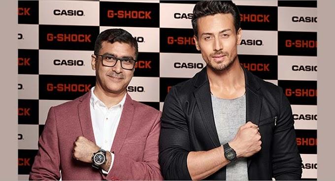 """ Tiger Shroff "" Brand Ambassador คนล่าสุดของ G-Shock อินเดียในแคมเปญ #ChallengeTheLimits"