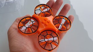 Spesifikasi Drone Eachine E016F - OmahDrones