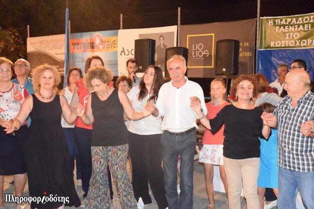 Ποντιακό γλέντι στον ετήσιο χορό του Κουστοχωρίου (Video)