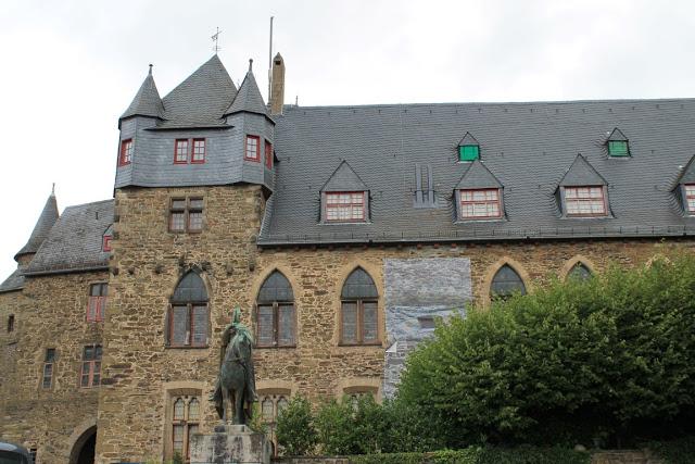 Ausflugstipp Schloss Burg Jules kleines Freudenhaus