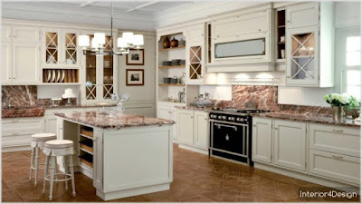 Classic Kitchen Decorations for Luxury Homes 7