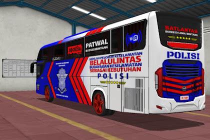 Livery BUS SHD SRIKANDI - PATWAL