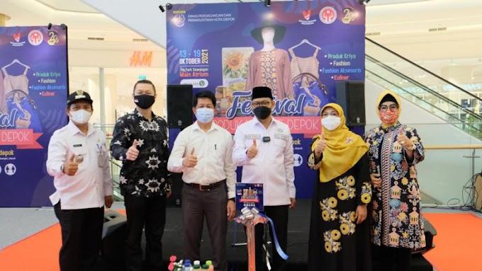 Festival Produk Kreatif Bangkitkan Perekonomian di Masa Pandemi