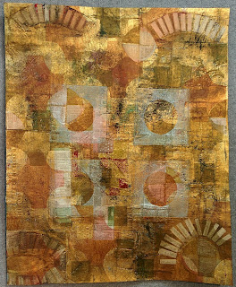 Creates Sew Slow: Creative Construction - Structure #16 by Jane Dunnewold