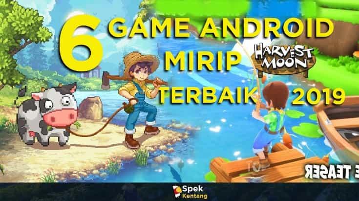 Game Mirip Harvest Moon Terbaik di Android 2019