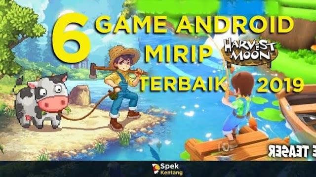 6 Game Mirip Harvest Moon Terbaik di Android 2019 Ternak dan Nikah Skuy