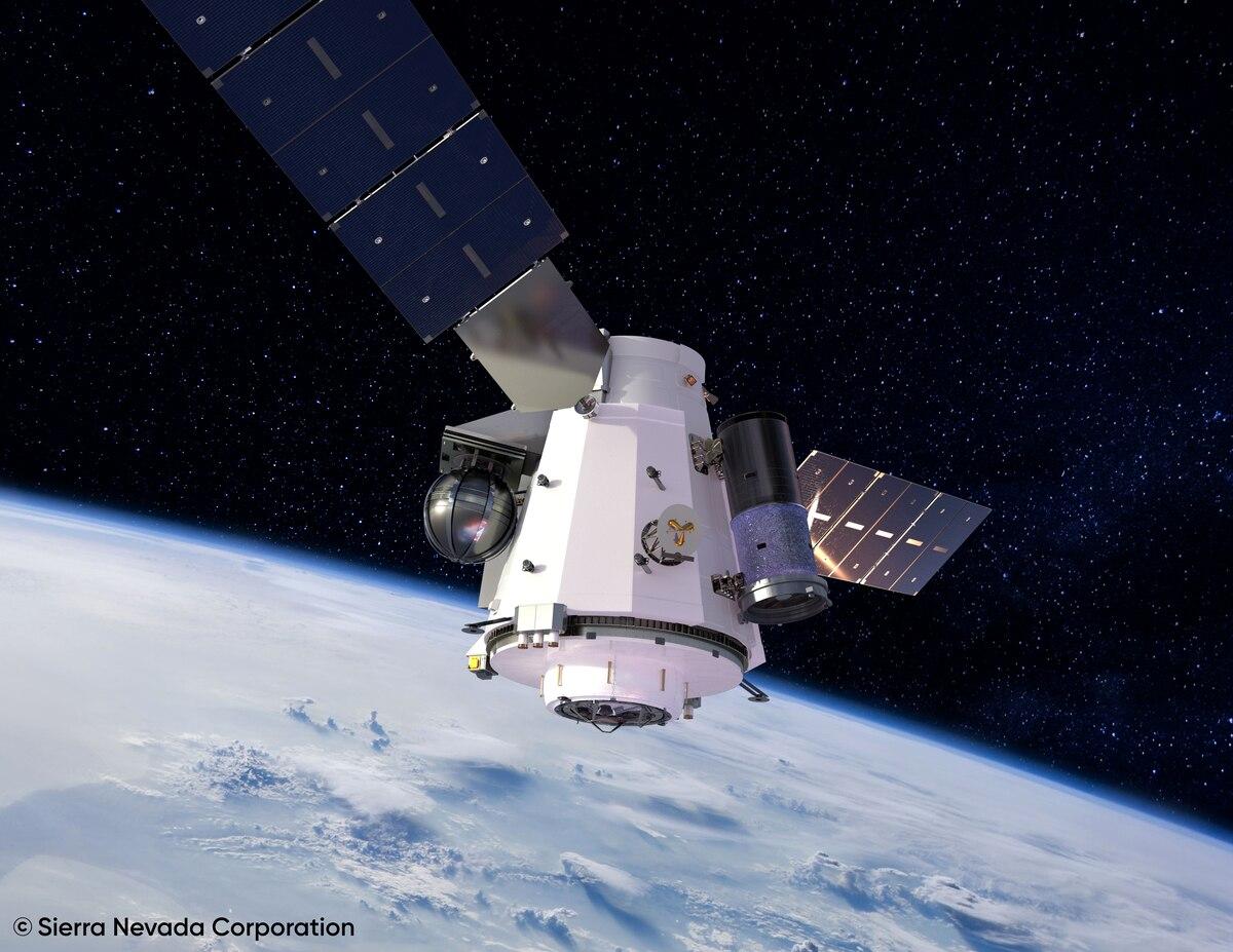 Orbital Military Outpost