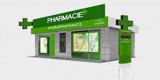 Pharmacies de garde de la semaine du 21/10/19 au  27/10/19