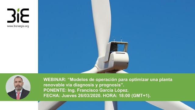 Webinar Optimizar renovables