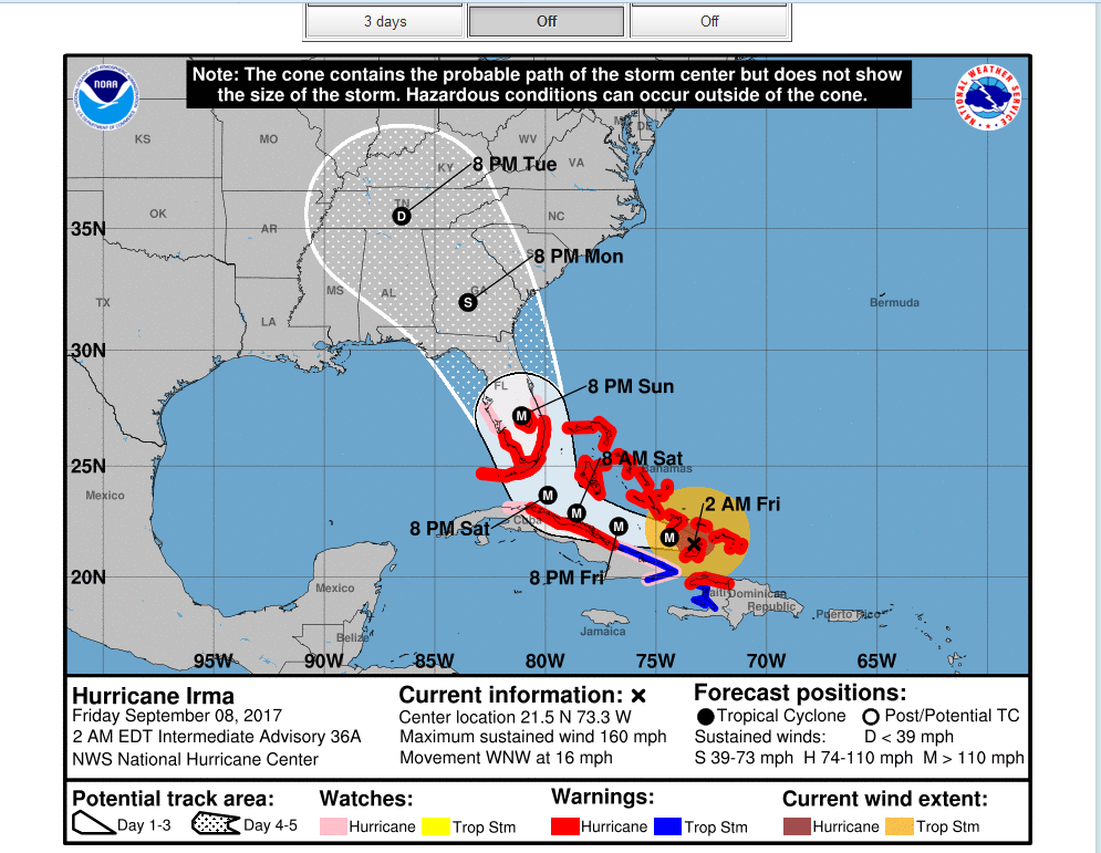 hurricane notes The asf daac is supporting nasa's hurricane irma response using sentinel-1 data new images are being added to the hurricane irma data feed page as they are received and processed images are available within several hours of acquisition to download hurricane irma images, go to the hurricane irma data feed.