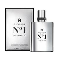 Parfum Pria ETIENNE AIGNER NO. 1 PLATINUM