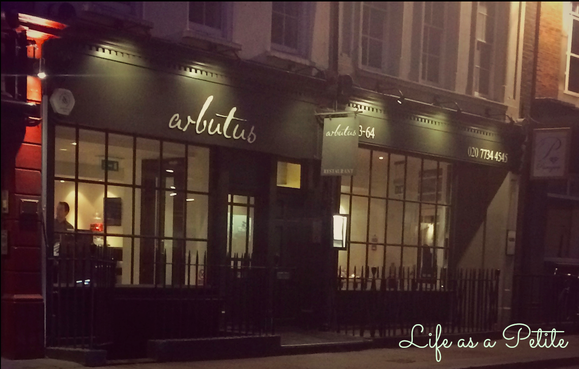 Arbutus Restaurant Review