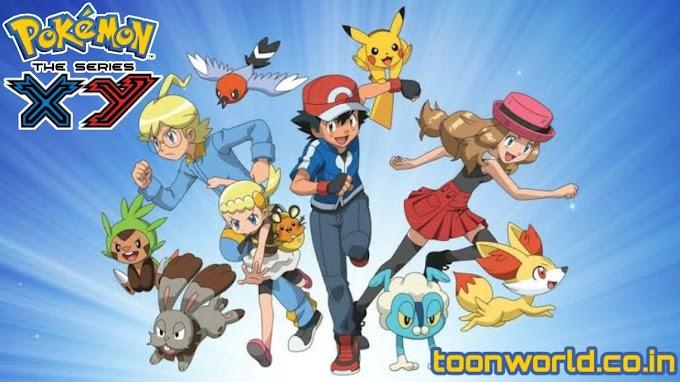 Pokémon Season 17 : The Series: XY All Hindi Episodes