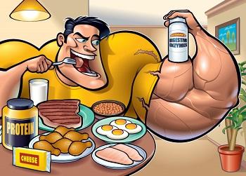 Alimentos anabólicos