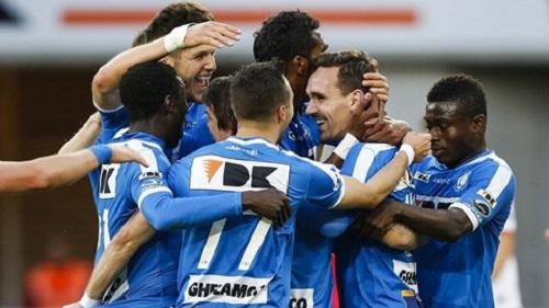 CLB Gent vào nhóm 16 đội Champions League