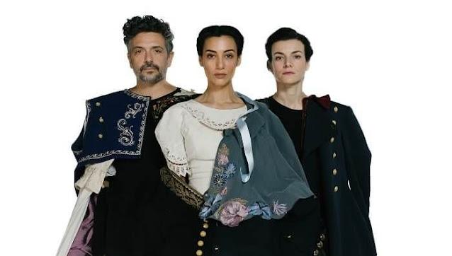 """16 Ιουλίου στο Ναύπλιο: """"MANTΩ: la bella Greca""""  - Αντί στεφάνου για όσους ζήσαν τολμηροί"""