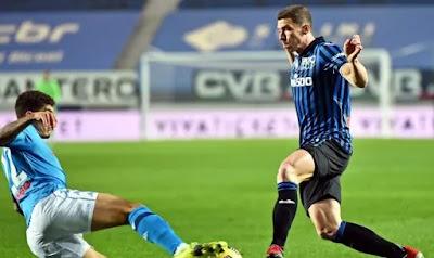 ملخص واهداف مباراة اتالانتا ونابولي (4-2) الدوري الايطالي