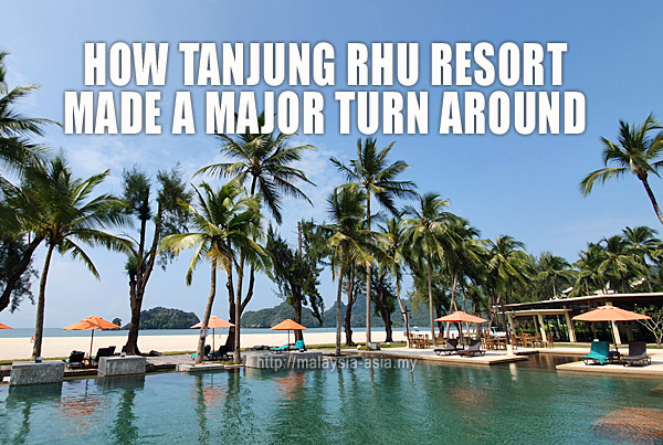 Turning The Tanjung Rhu Resort Around