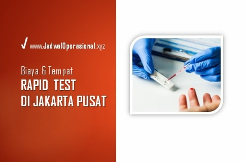 Rapid Test di Jakarta Pusat