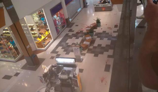 Tiroteio dentro do Shopping Tacaruna deixa feridos