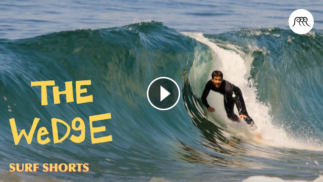 SURF SHORTS The Wedge Feat Balaram Brad Mason