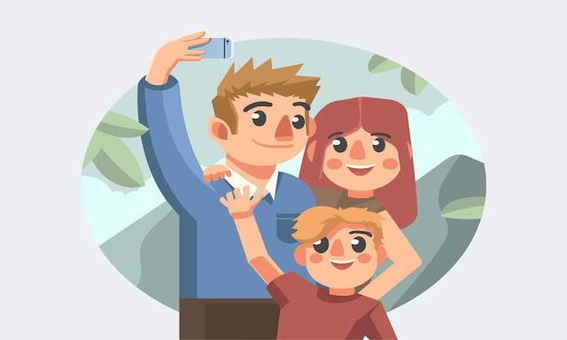 5 Aplikasi Untuk Foto Selfie Yang Menakjubkan