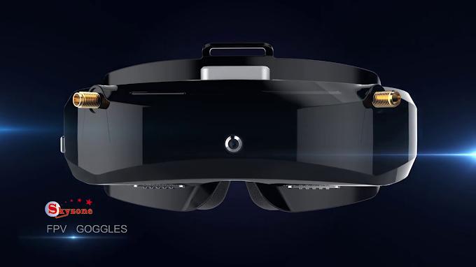 SORTEIO DO DIA:  SKYZONE FPV Goggles óculos imersiva para drones