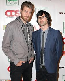 YouTube comedians Rhett and Link