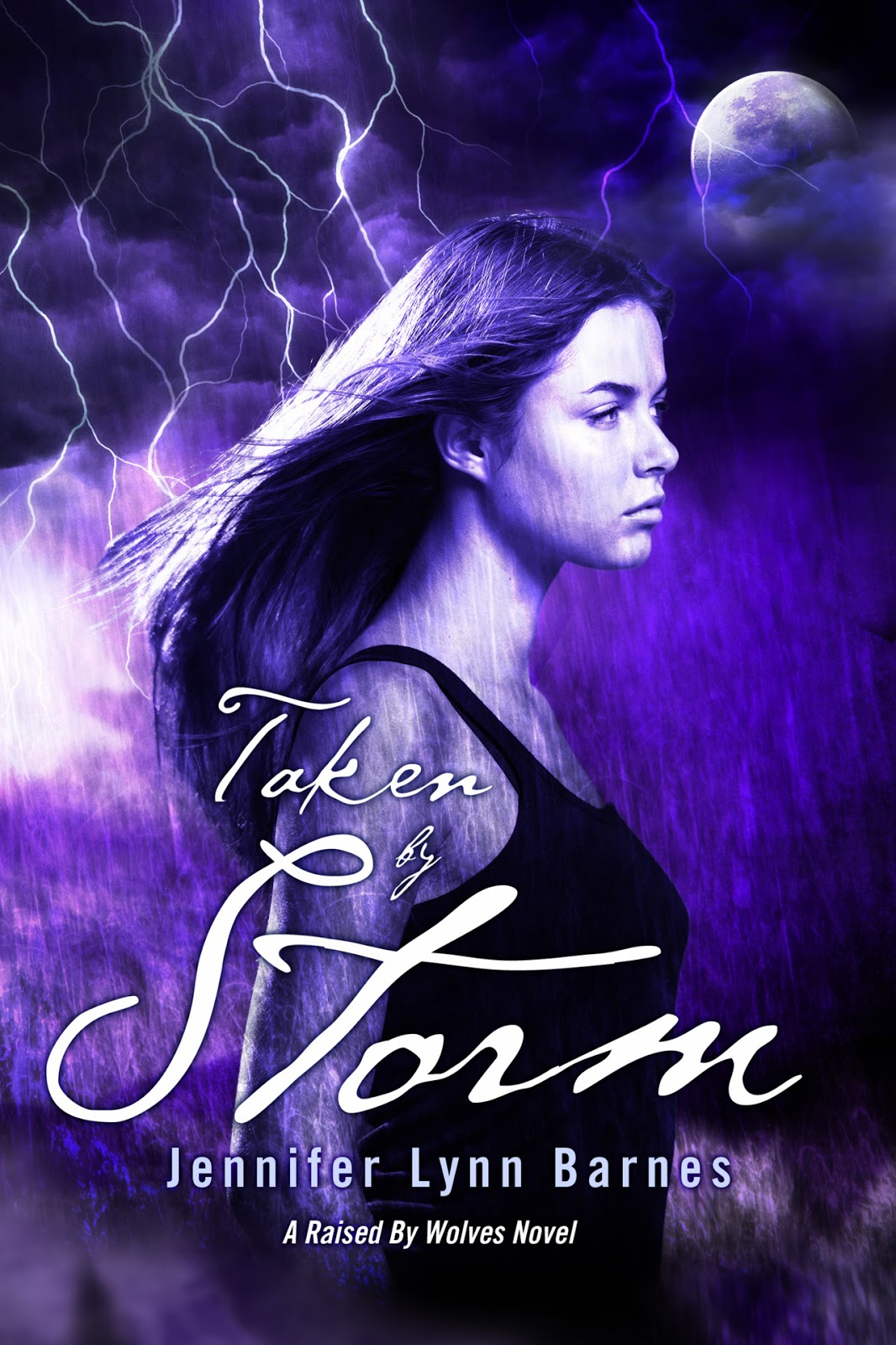KISS THE BOOK: Taken By Storm by Jennifer Barnes - ESSENTIAL