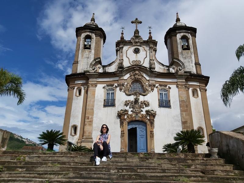 Igreja N. Senhora do Carmo, Ouro Preto