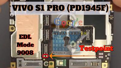 VIVO S1 PRO PD1945 F EDL TESTPOINT