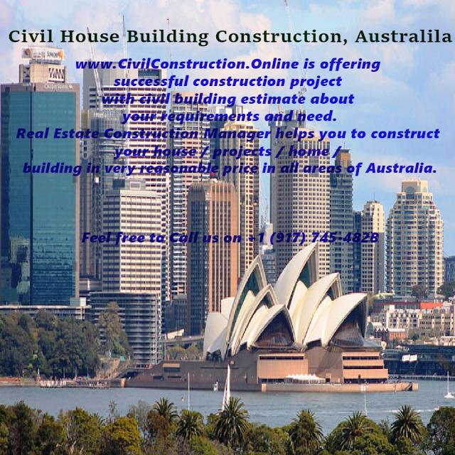 Civil House Building Construction, Brisbane, Australia