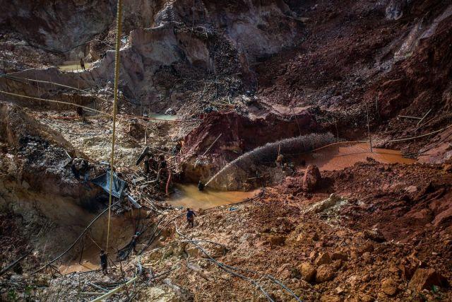 Arco minero del Orinoco: La crisis de la que pocos hablan en Venezuela