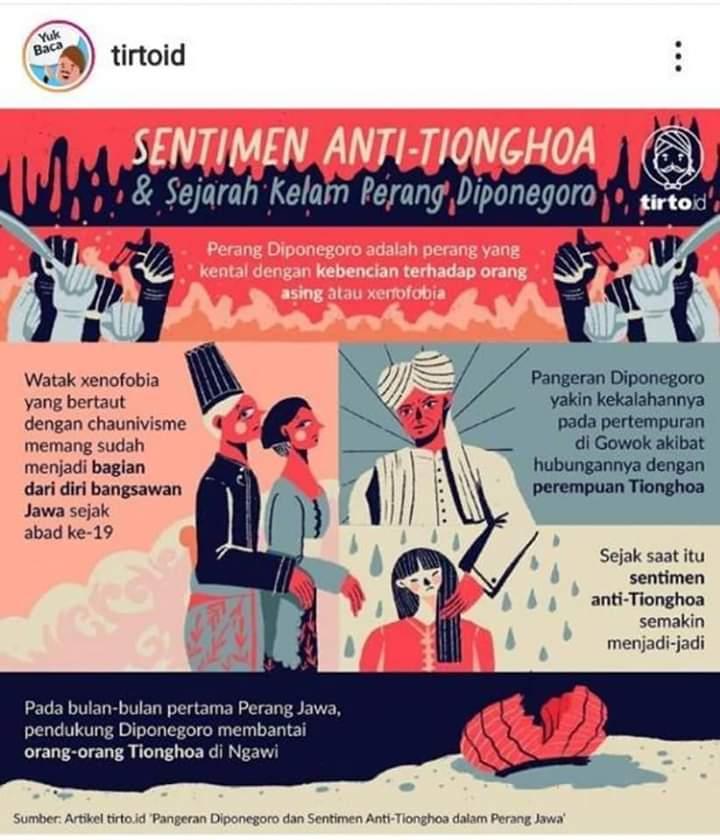 Bantah Framing Jahat Tirto kepada Pangeran Diponegoro, Ustadz Salim Paparkan Fakta Sebenarnya!