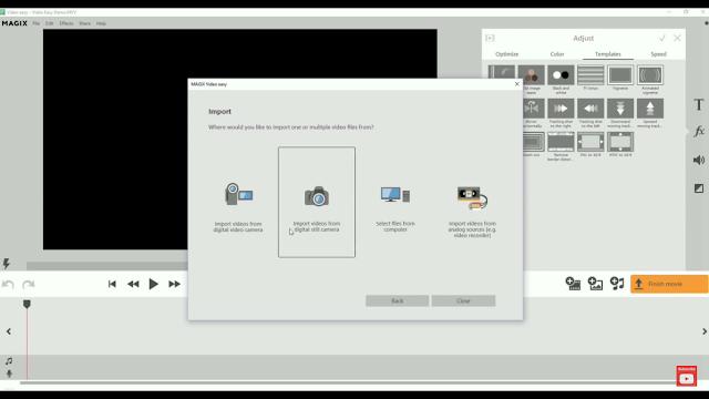 MAGIX Video Easy 6.0.2.134