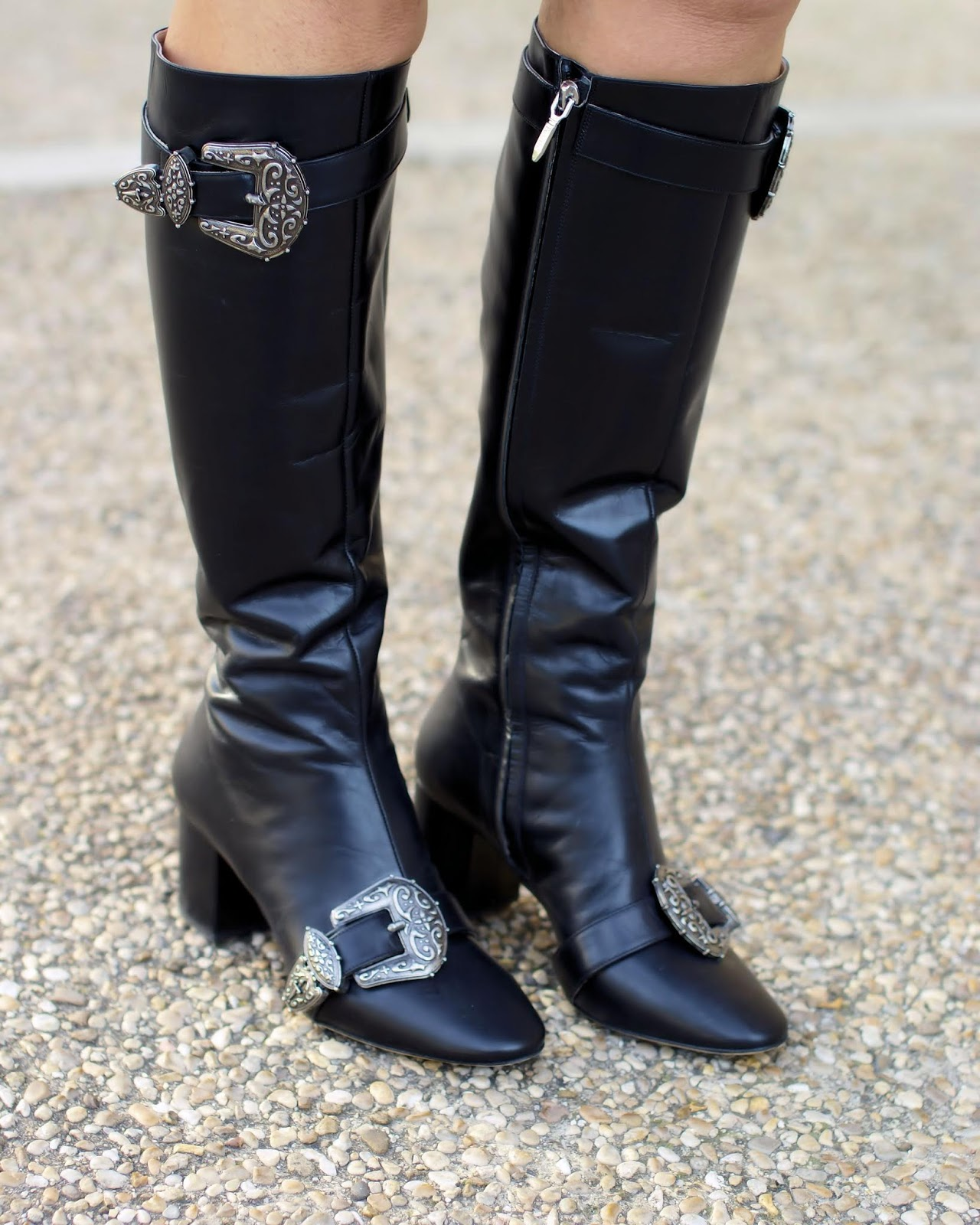 Cesare Paciotti boots on Fashion and Cookies fashion blog, fashion blogger