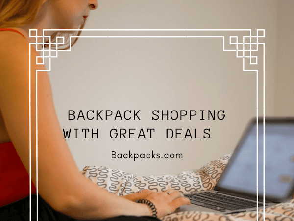 Backpack Shopping With Great Deals on Backpacks.com
