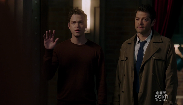 The Return of Jack in Supernatural