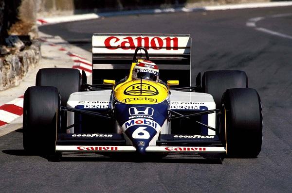 Williams cumple 40 años Fórmula 1