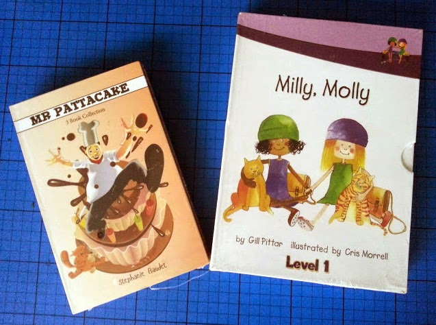 Book collections from Sweet Cherry Publishing. Mr Pattacake Review.