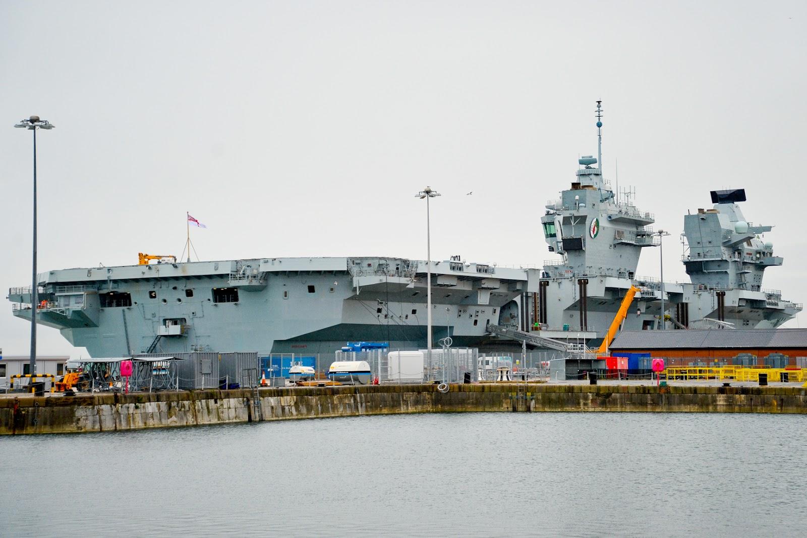 hms queen elizabeth, warship 2018