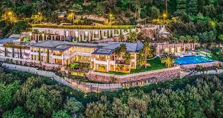 7. Alang Alang Chateau, Cannes, France - Us $ 41,000 Per Malam