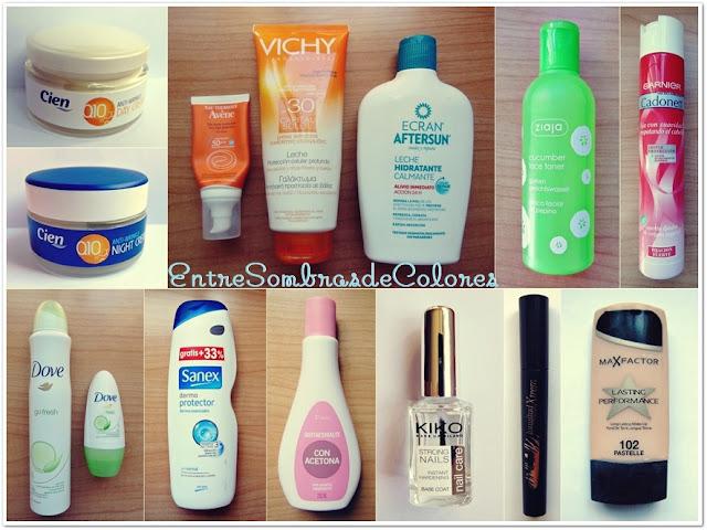 productos terminados maquillaje y cosmética low cost