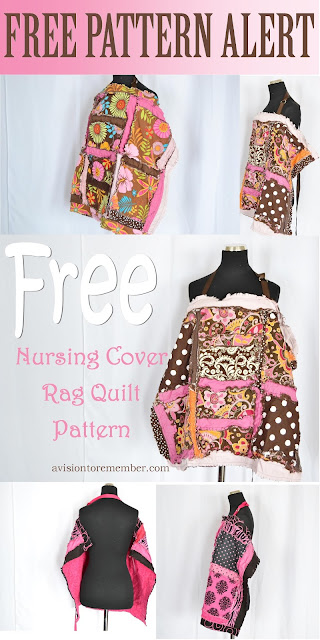 Free Pattern Alert - Nursing Cover Pattern - Simple Nursing Cover