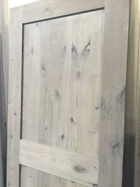 Perfect DIY Driftwood Gray using #WeatherwoodStains on #fg2b